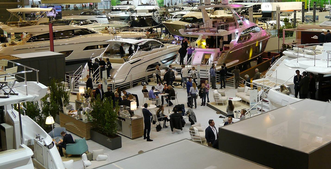 January Boot Düsseldorf 2017 48th International Boat Show
