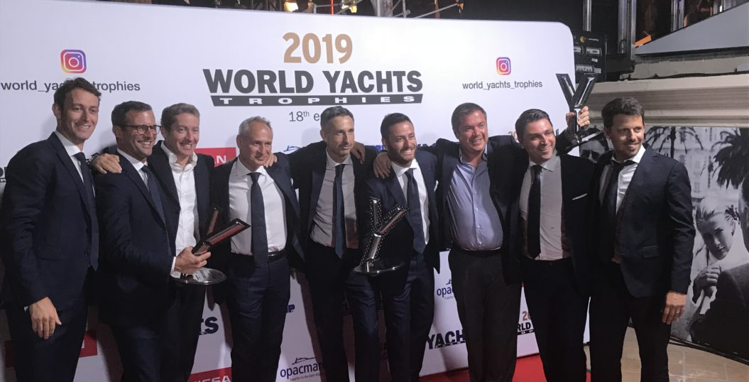 World Yachts Trophies: seven awards for Azimut|Benetti Group